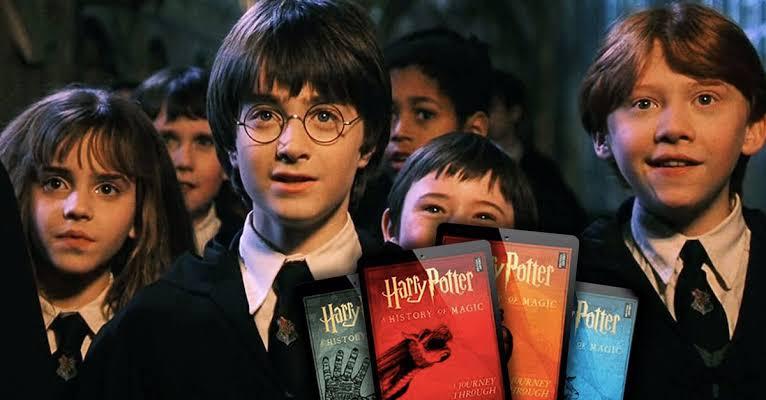 JK Rowling prepara los 4 Nuevos libros de Harry Potter.