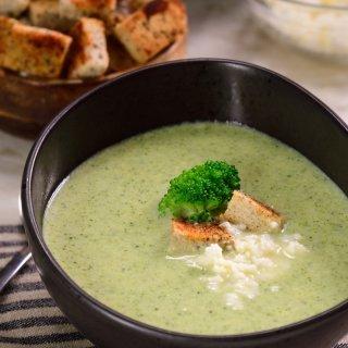 Crema de Brócoli.