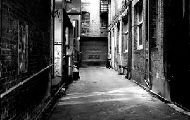 Domingo de leyendas: El callejón de la delgadina