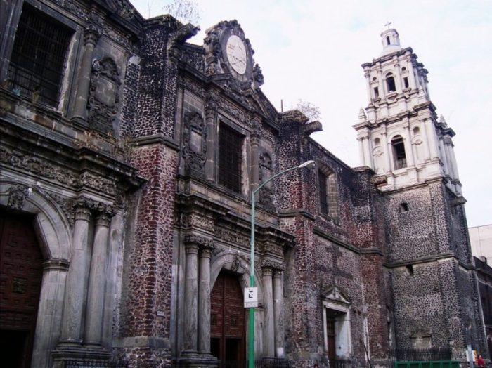 Domingo de Leyendas: El antiguo Convento de la Concepción