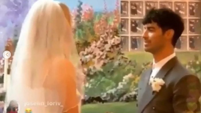 ¡Joe Jonas y Sophie Turner se casaron en Las Vegas!