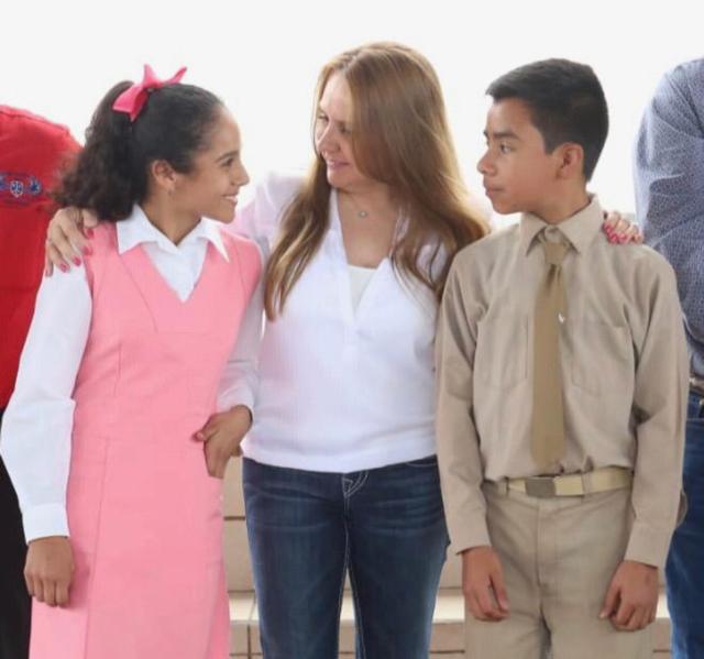 EN COAHUILA, 78 MIL 700 ALUMNOS RECIBEN 'MI FORTIDESAYUNO'