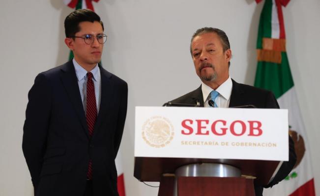 Héctor Gandini renuncia a la Dirección de Comunicación Social de Segob