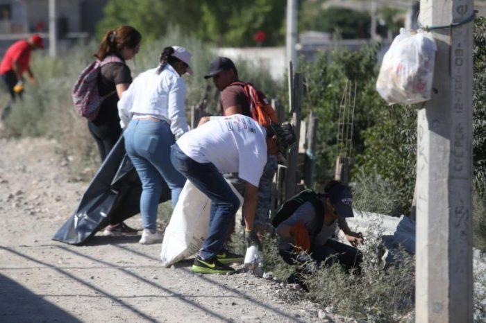 Municipio convoca a cientos de jóvenes a brigada ambiental