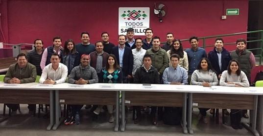 Impulsa Municipio apoyo a los jóvenes saltillenses