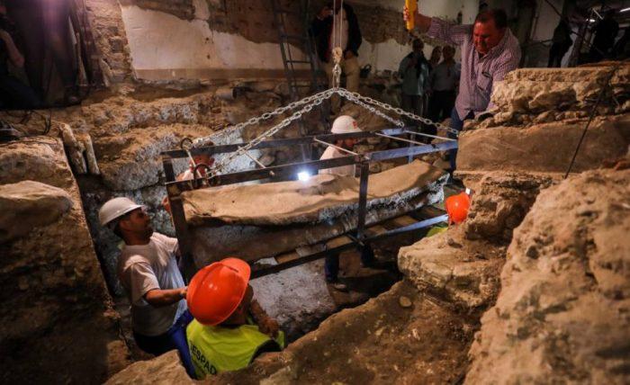El inesperado sarcófago plúmbeo del siglo III