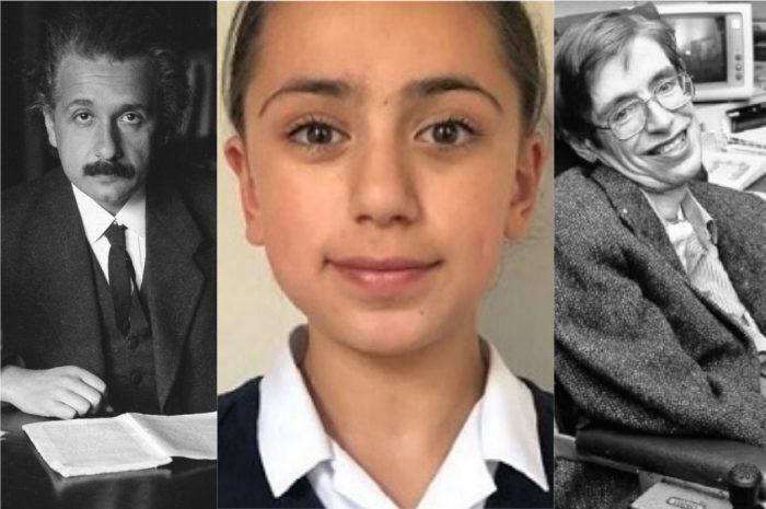 Conoce a Tara, la niña de 11 años que tiene un IQ más alto que Einstein y Hawking