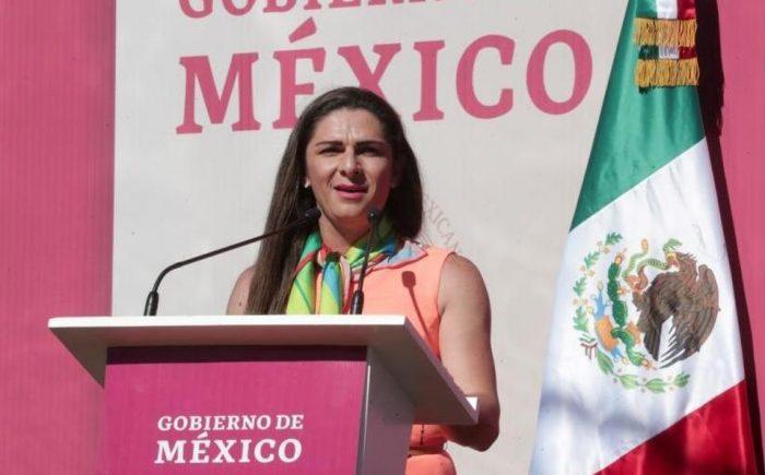 """Ana Gabriela Guevara dice que hay atletas que hace """"berrinche"""" por becas"""