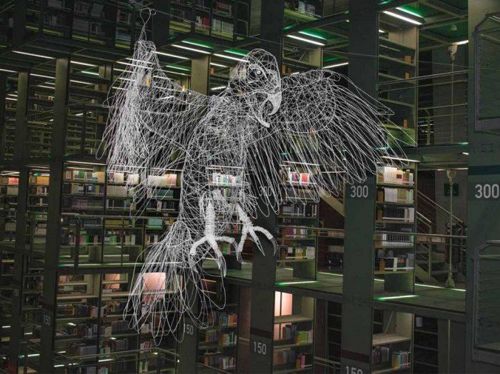 Cierra por tiempo indefinido la Biblioteca Vasconcelos