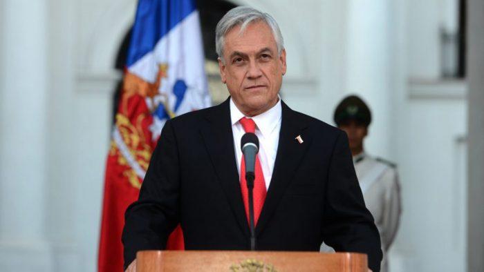 """Sebastián Piñera dijo que el régimen de Maduro tiene los días contados: """"Las dictaduras nunca ceden voluntariamente el poder, hay que arrebatárselo"""""""