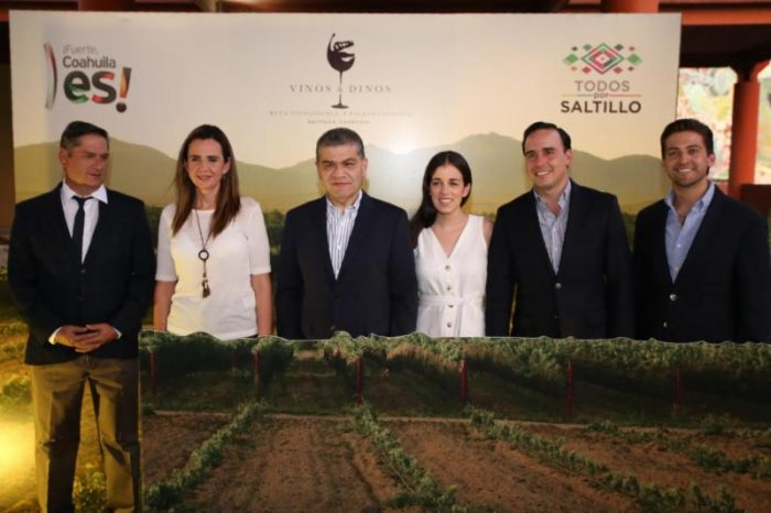 Con Vinos y Dinos, Saltillo sorprenderá al mundo