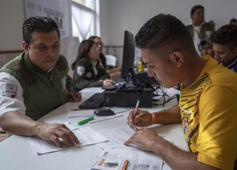 Migrantes rechazan trabajo en Maquiladoras