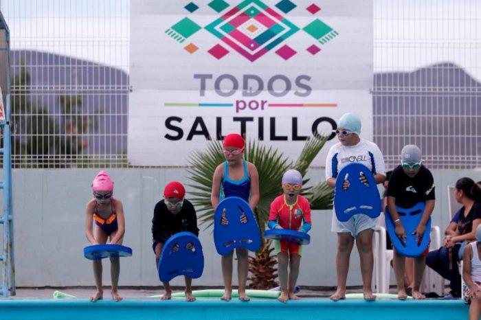 Inician los Cursos de Verano Todos por Saltillo 2019