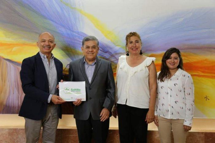 U.A. de C. y Municipio trabajando juntos por la agenda ambiental de Saltillo