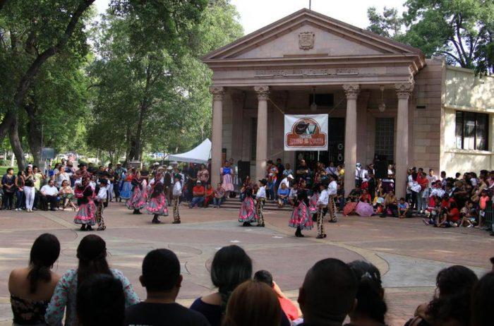 "Presenta Instituto Municipal de Cultura. Festival ""Arriba el Norte"""