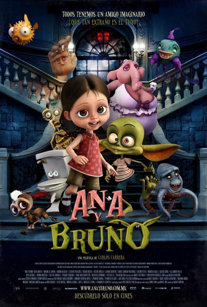 Ana y Bruno es la primera película Mexicana que se doblará en Maya y Náhuatl.