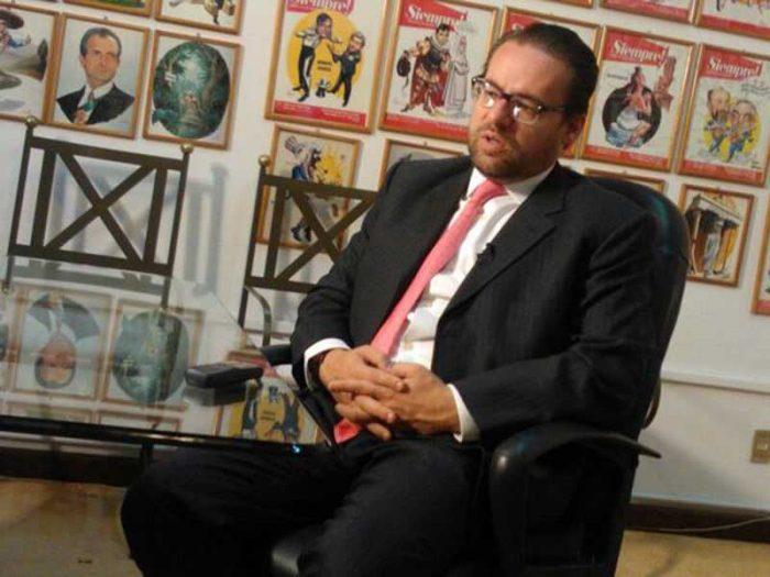 Desmiente abogado de César Duarte su detención en Florencia.