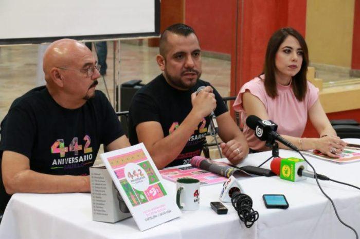 Promueven Festival Internacional de Cultura de Saltillo en el Estado