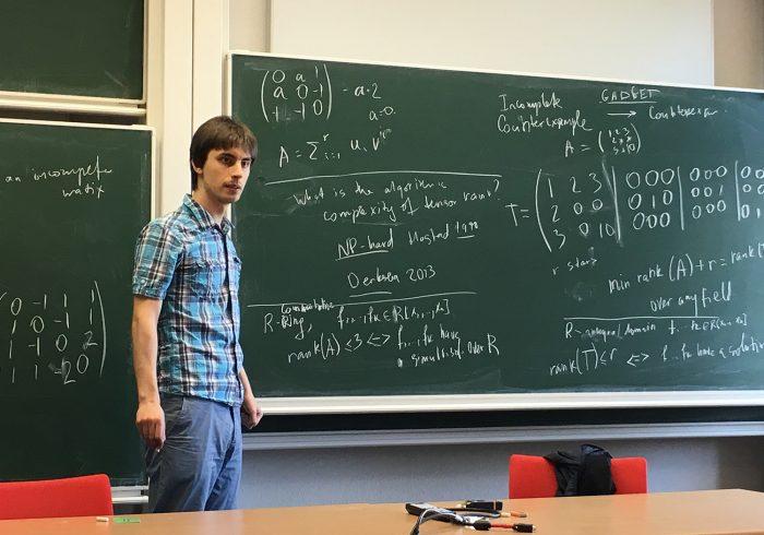 Un matemático ruso desmiente una conjetura con más de medio siglo de vida