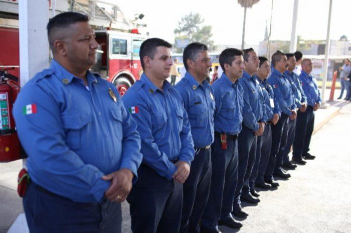 Reconocerá Municipio a bomberos destacados
