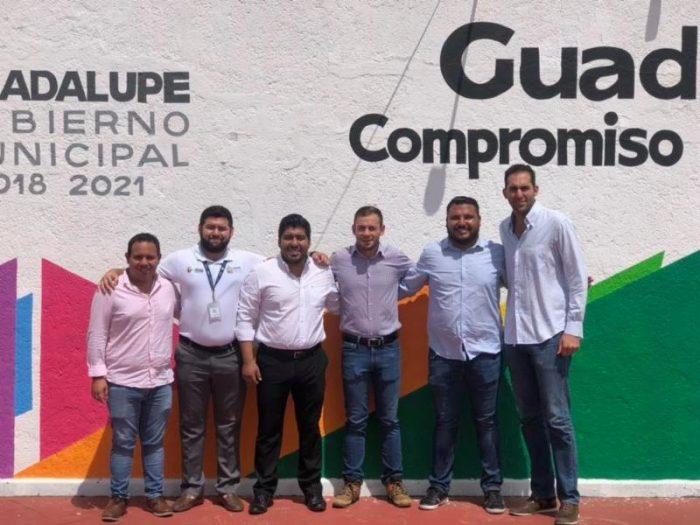 Intercambia Juventud Saltillo buenas prácticas con Guadalupe, NL