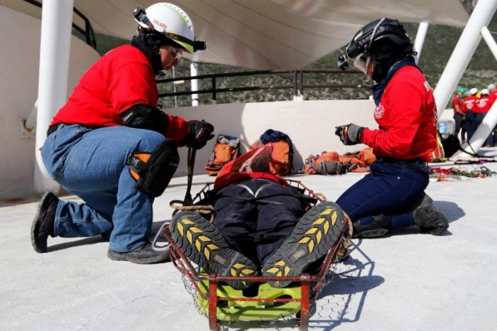Concluye instrucción teórica de aspirantes a bomberos