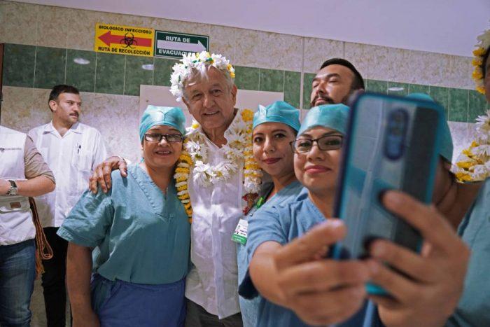 López Obrador, entre su percepción y la realidad
