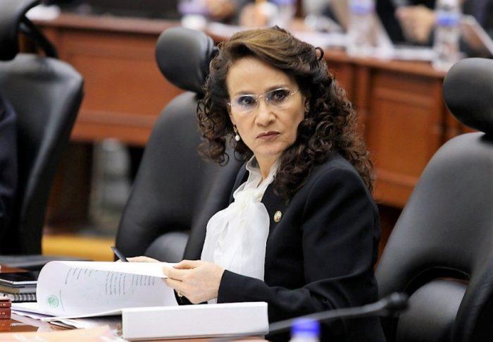 Juez de Rosario Robles es mi sobrino; le tocó el caso al azar: Dolores Padierna