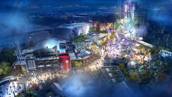 Disney revela su nuevo parque temático, Avengers Campus