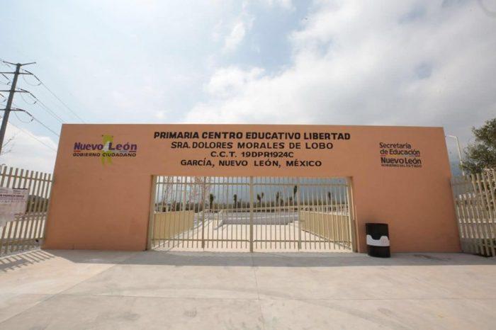 Gobernador Jaime Rodríguez anuncia nuevo centro de educación en García N.L.