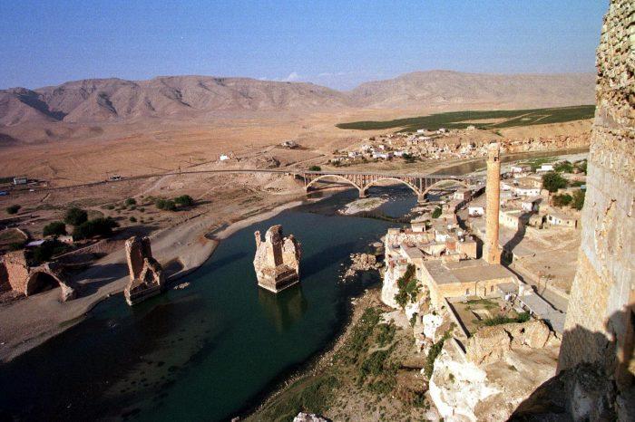 Turquía anega 10.000 años de historia