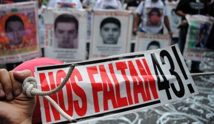 Fiscalía informa de liberación de policías implicados en el caso Ayotzinapa