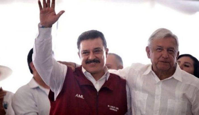 Gobierno inhabilita empresas de Carlos Lomelí, exdelegado de AMLO en Jalisco