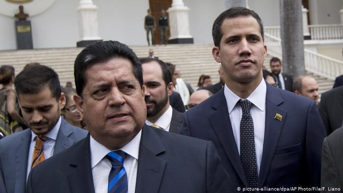 El régimen de Maduro excarcela al vicepresidente del Parlamento de Venezuela