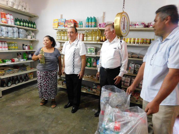 Gobierno de Nuevo León  inaugura programa #Canje de basura por comida