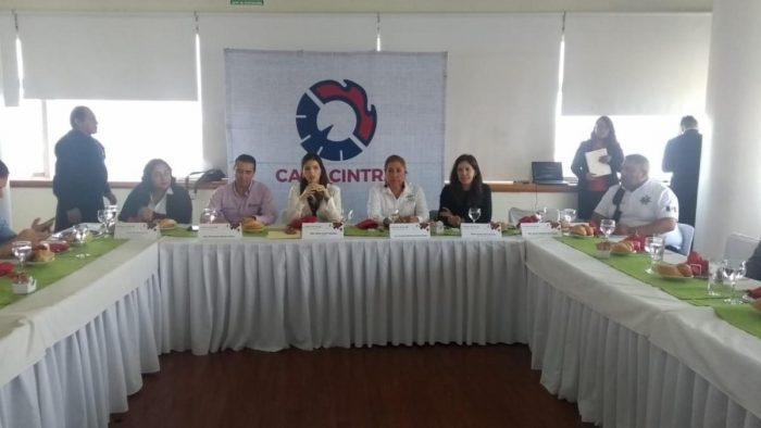 Presentan Policía Ambiental de Saltillo en Canacintra Nacional
