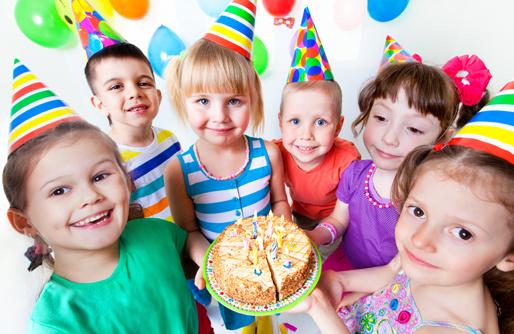 ¿Excesos  en las celebraciones de cumpleaños infantiles?