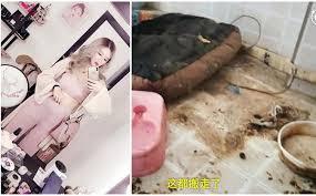 Influencer china queda 'al descubierto' por un video que muestra su verdadero estilo de vida