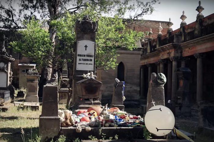 DOMINGO DE LEYENDA: LA TUMBA DE NACHITO (GUADALAJARA)