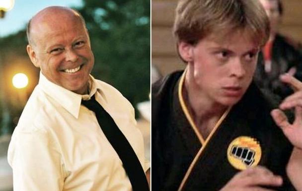 Fallece Rob Garrison, actor de Karate Kid.
