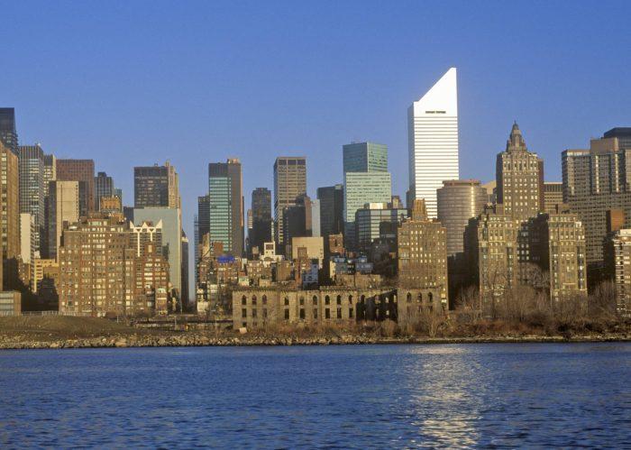 El rascacielos que estuvo a punto de destruir medio Manhattan (de no ser por una estudiante)