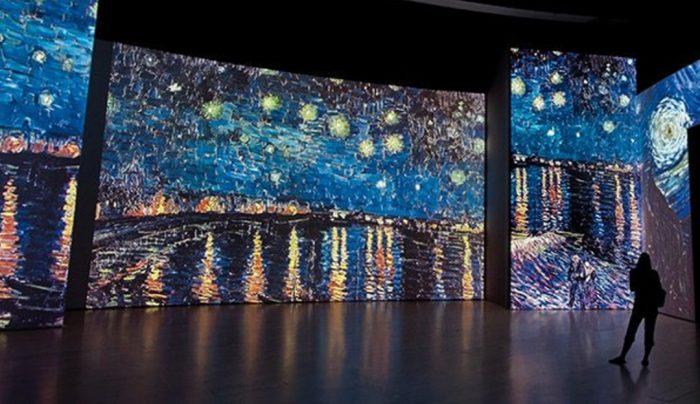 Van Gogh Alive The Experience, la exposición que llega a México en el 2020