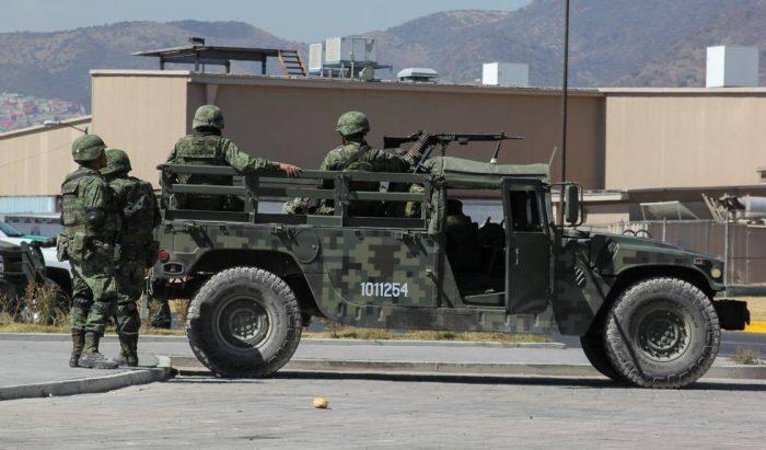 Tribunal ordena volver a detener a los militares implicados en el 'caso Tlatlaya' en México