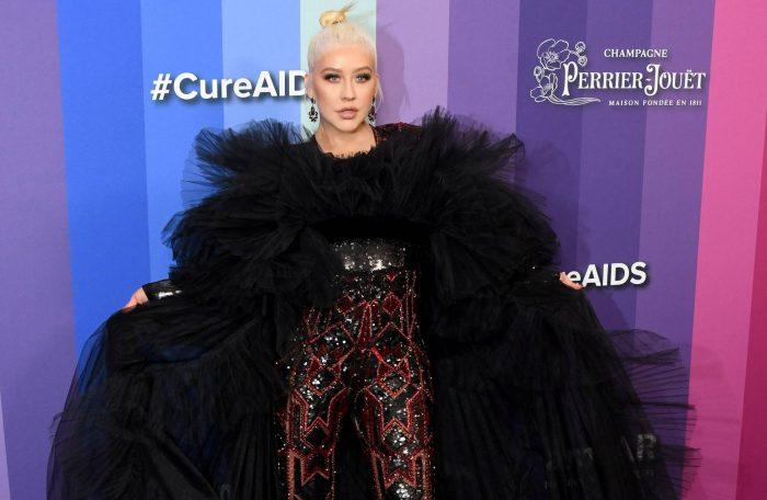 Christina Aguilera desvela la parte oscura de la industria de la música
