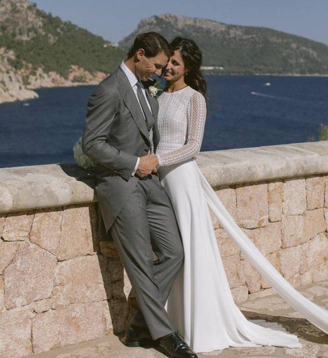 Las fotos de la boda de Rafa Nadal y Mery Perelló