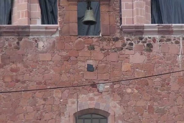 DOMINGO DE LEYENDA:  LA PIEDRA NEGRA (ZACATECAS)