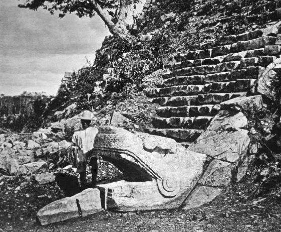 1891-2019: Diario fotográfico del explorador Maudslay en México