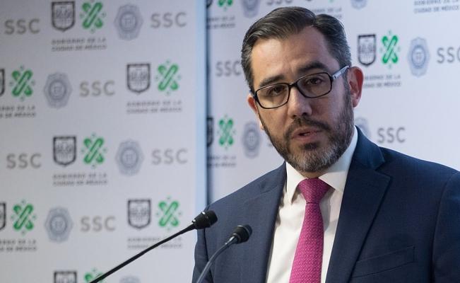 Renuncia Jesús Orta como titular de la Secretaría de Seguridad Ciudadana de CDMX