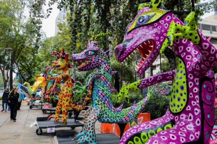 Vive hoy CDMX el desfile de los alebrijes 2019.¡¡¡¡