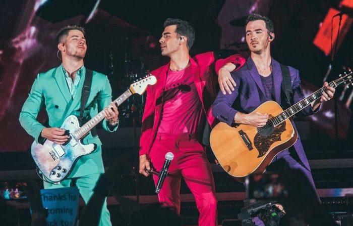 Los Jonas Brothers  en Monterrey